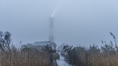 Foggy Lighthouse Apr 2016