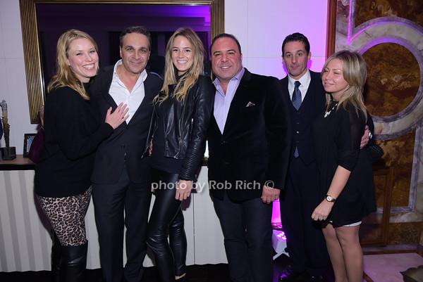 Kiera Chaplin, Chase Backer, Jocelyn Medland, John Mahdessian,Robert DiPippo, Jaclyn Dietl photo by Rob Rich/SocietyAllure.com © 2014 robwayne1@aol.com 516-676-3939