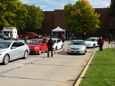 Medina students learn how to become road ready