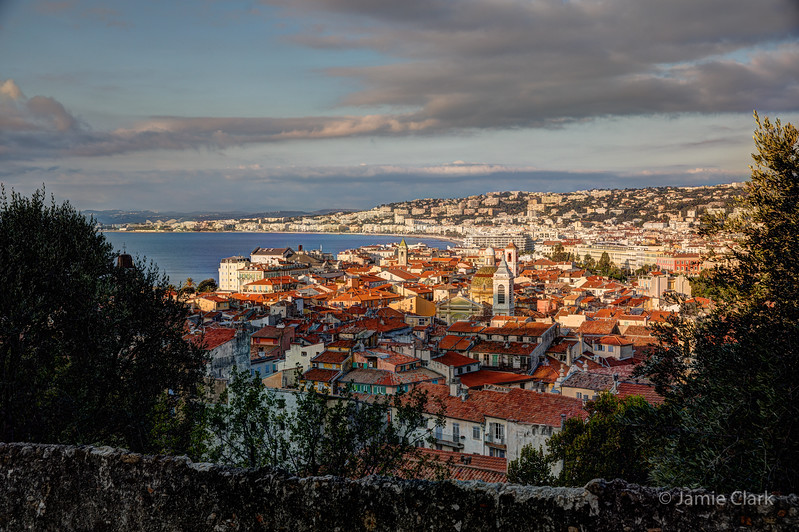 Castle Hill @ Nice, France, October 2017