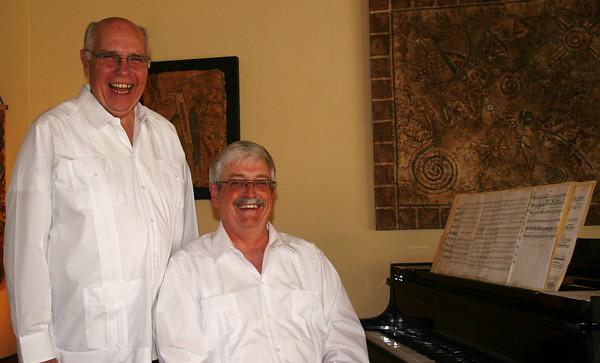 Ted and Bob's Recital 02-01-09