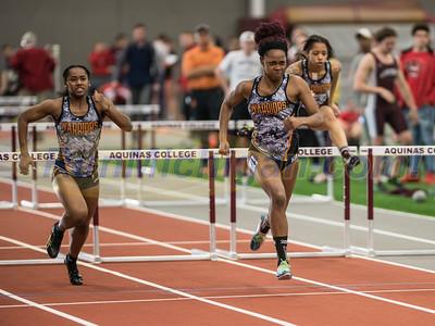 WHAC Indoor Track 2017 - Women's Hurdles