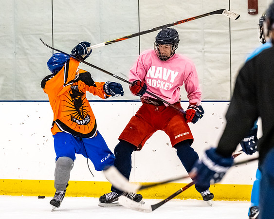 NAVY Men's Ice Hockey 2020 Tryouts / Practice
