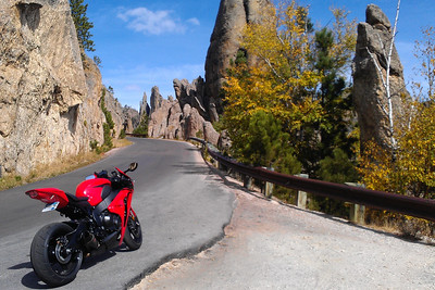 2012 Motorcycle Trip to Black Hills