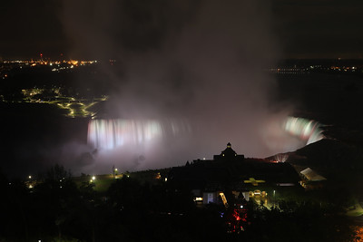 Niagara Falls (07-09 Aug 2017)
