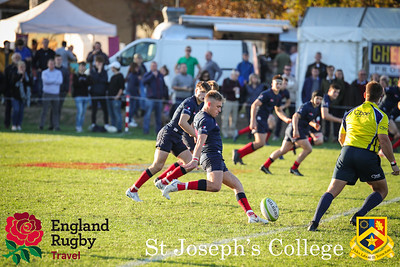 Match 23 - Merchiston Castle v St Joseph's College