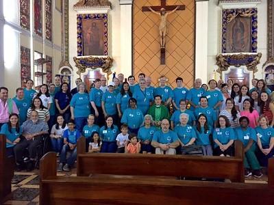 2015 Service Mission to El Salvador