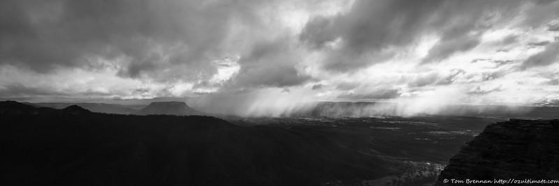 More weather over Pantoneys
