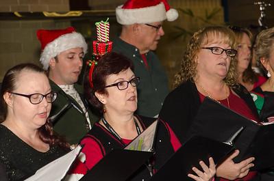 2016 AA Holiday Choir