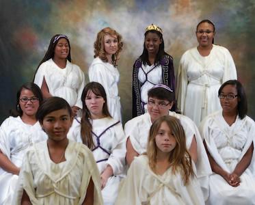 Moreno Valley Job's Daughters 12-10 Installation