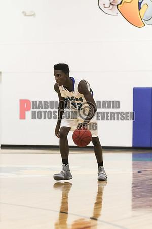 CCA Boys Varsity Basketball #32 - 2016