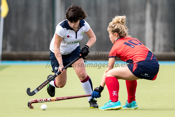 Olton Ladies 1st XI vs Trojans Ladies 1st XI 9th Feb 2019