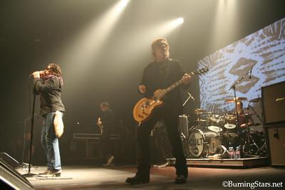 The Cult @ the Town Ballroom (Buffalo, NY); 11/14/07