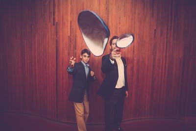 Parker's Bar Mitzvah- Friday Evening Portraits @ Jacksonville Jewish Center