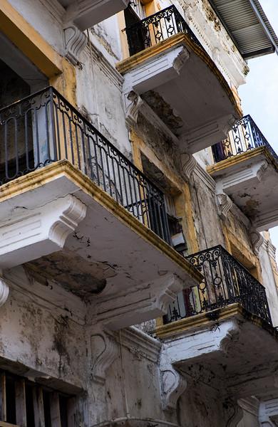 Panama City Panama Balconies