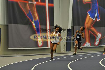 Men's & Women's 200 - 2014 GLIAC Indoor Meet