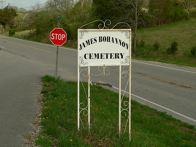 James Bohannon Cemetery
