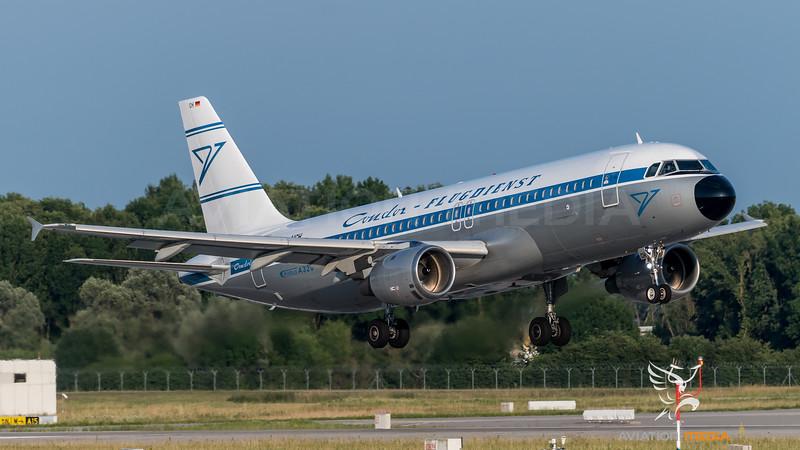Condor / Airbus A320-212 / D-AICH / Condor Retro Livery