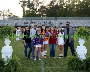 UGHS Soccer Sr night 4-20-2018