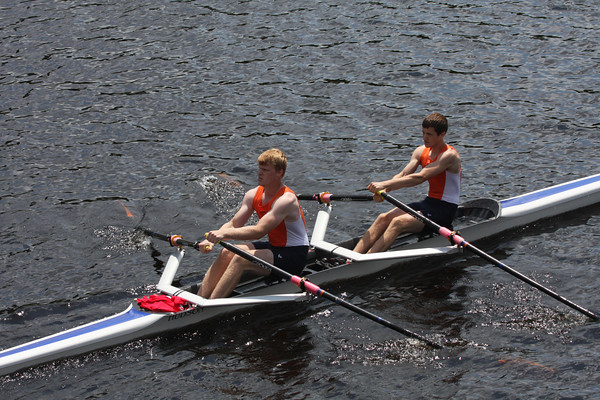 Cromwell Cup 2009, Men's Junior Double