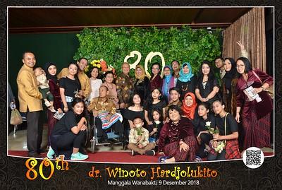 181209 | 80th dr.Winoto Hardjolukito