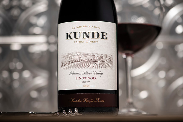 Kunde Pinot Noir Beauty July 11, 2019