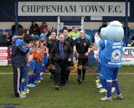 CHIPPENHAM TOWN V CAMBRIDGE CITY MATCH PICTURES