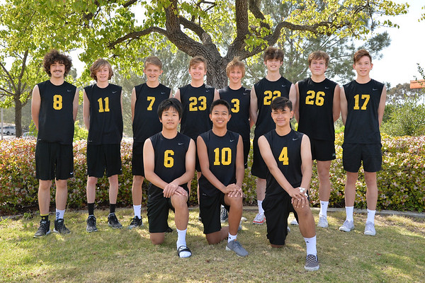 TP Boys Volleyball 2021