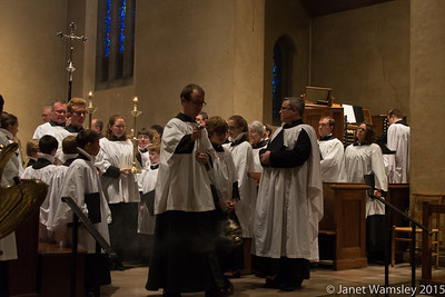 2015 Fr. Richard Installation