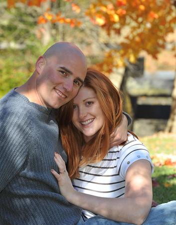 Jennifer & James Engaged