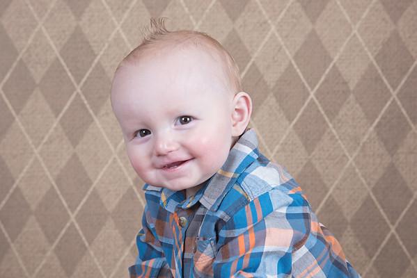 Zach 1 Year