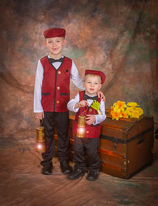 Jacob &  Daniel Hunter 15-02-20