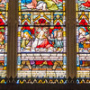 Chancel window - The Last Supper