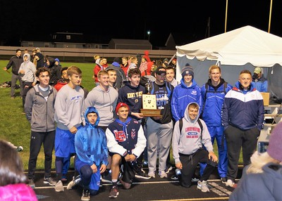 LBHS Teams are BVC's Track & Field Champions (2018-05-11)