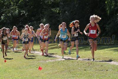 Womens College 5K - 2017 Running Fit Detroit Titan Invite