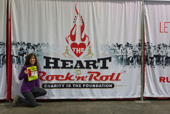 Vegas Rock-n-Roll Marathon & Half-Marathon