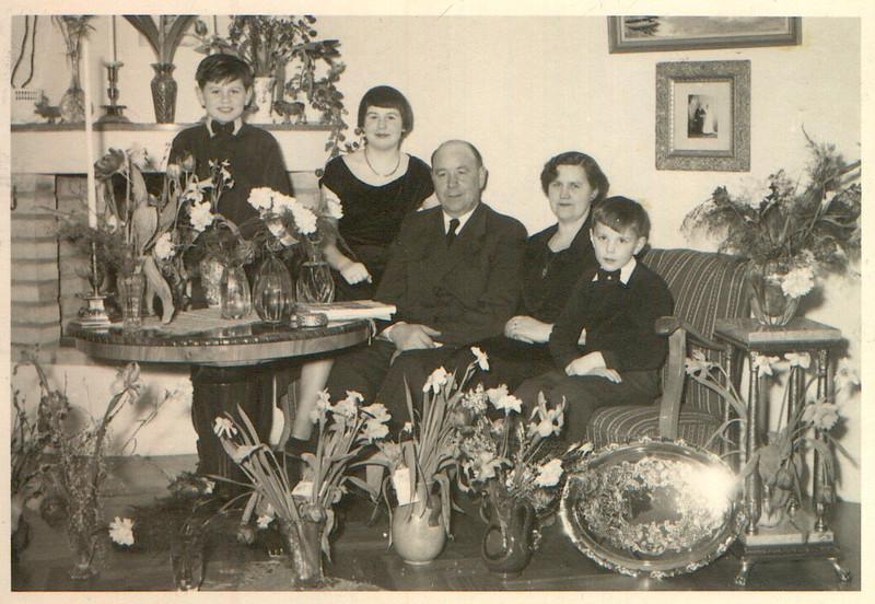 Familjen Mattsson i Gersviken