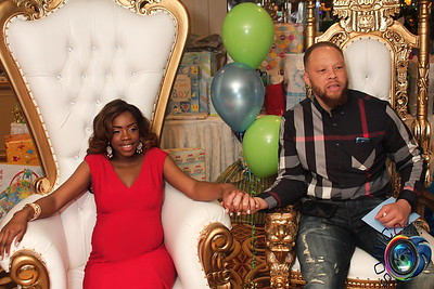 APRIL 8TH, 2017: EBONY AND YUSEF'S BABY SHOWER