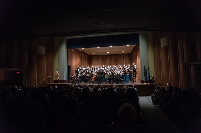 Fall Choral Showcase