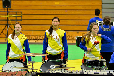 Collinsville HS Winter Percussion