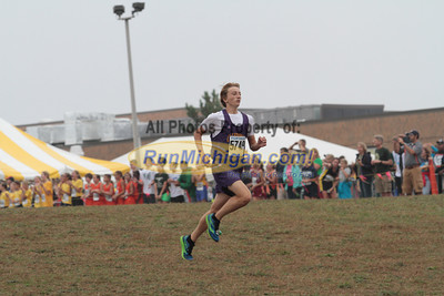 Middle School Boys - 2013 Portage Invite