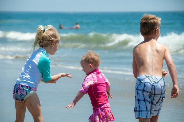 Beach Fun with Emma