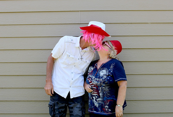 Photography: 4th of July Photobooth
