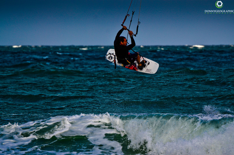 Wind Surfing in Fort Lauderdale