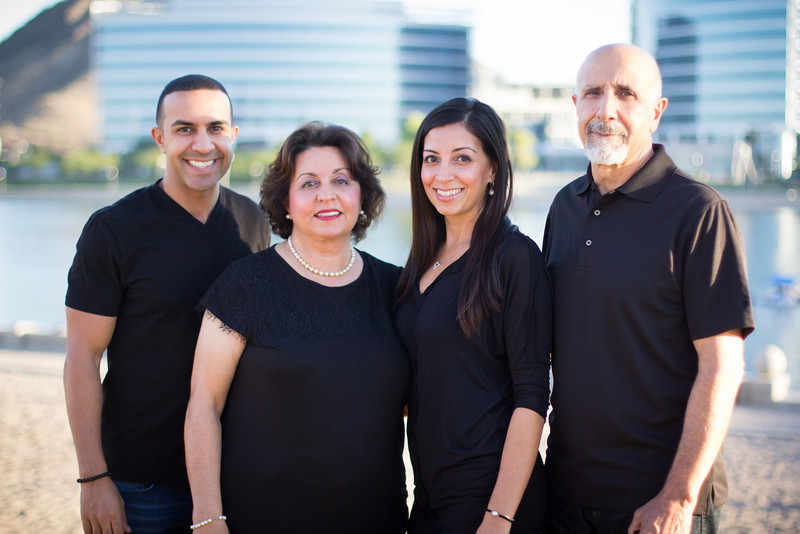 Niusha Family Photos