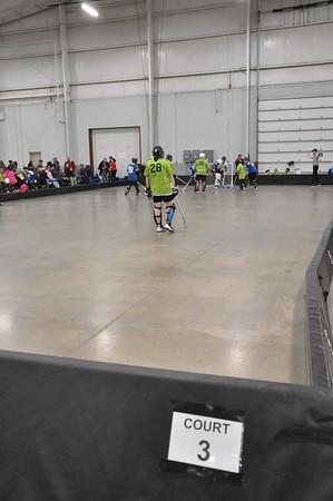 Floor Hockey Skills 2