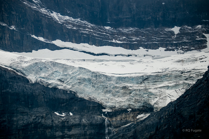 More glaciers and icefields.
