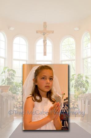 St. Irene's Communion 2007