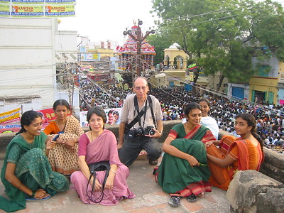 Mike in India