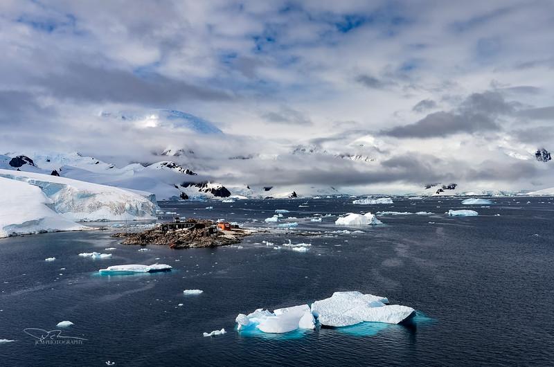 Chilean Station Antarctica